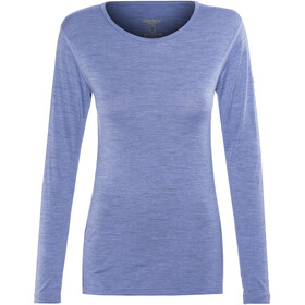 Devold Breeze Shirt Women Bluebell Melange
